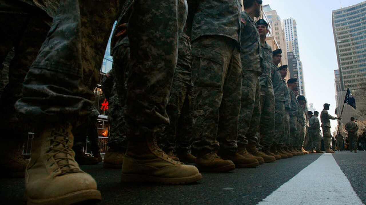 Immigrants in US military quietly being discharged, AP reports