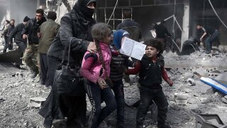 3bbdab0b33 Human rights group  Dozens killed in Syria