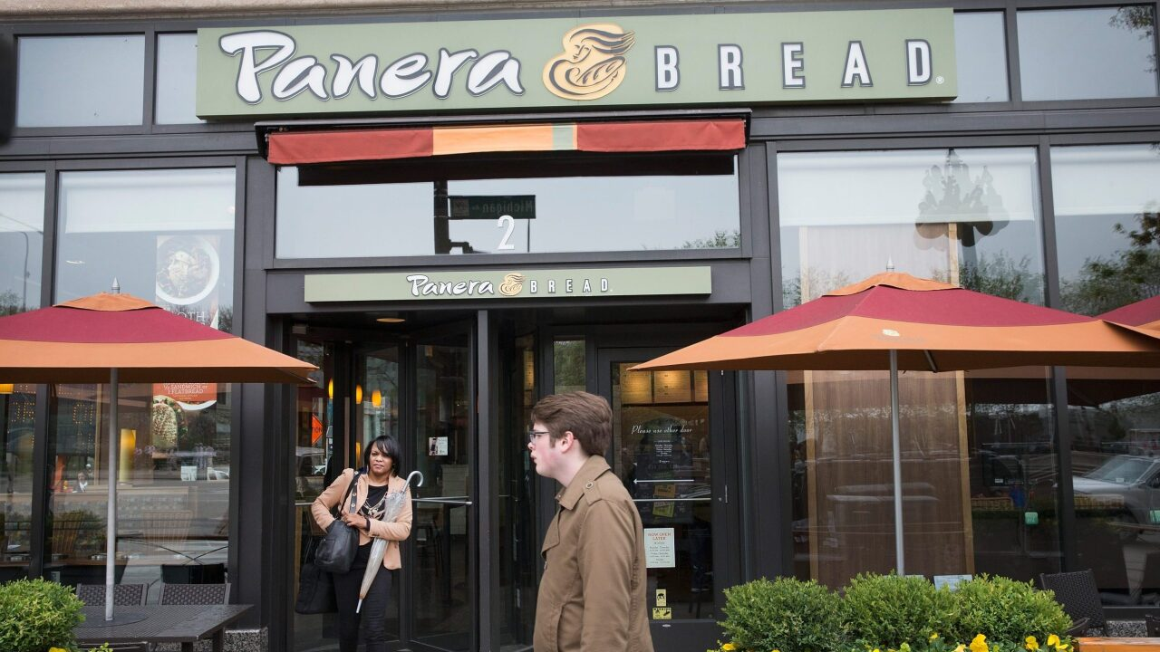 You can get unlimited coffee at Panera for $9 a month
