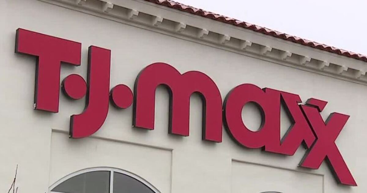 AROUND TOWN: New T J  Maxx opens in Town Square Las Vegas