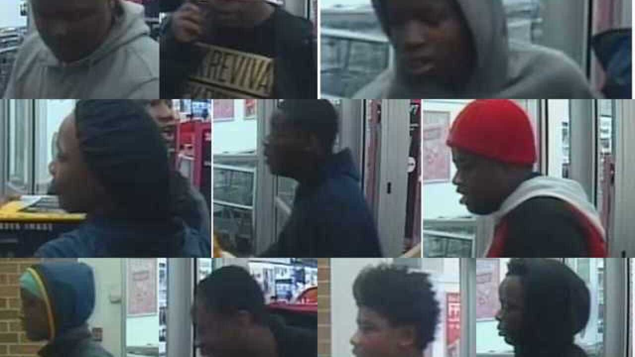 11 suspects wanted in Brookfield Walgreens theft
