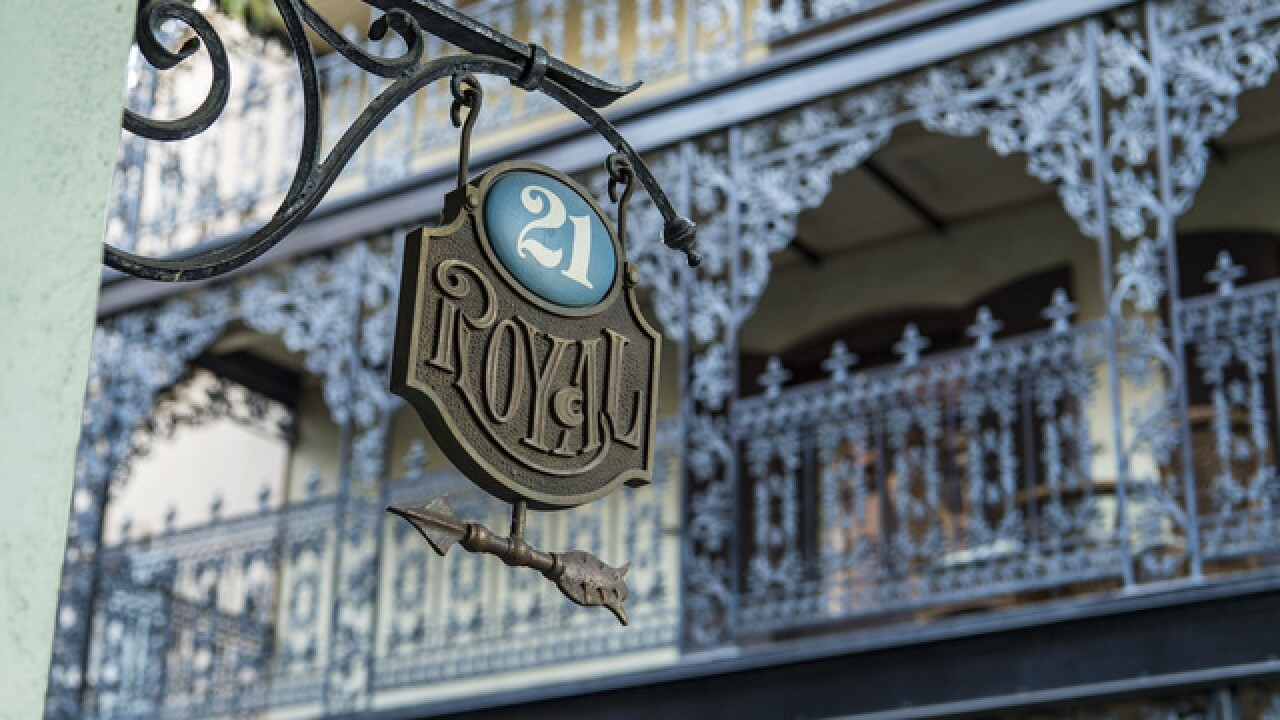 Disneyland hosts a 'royal' dining experience