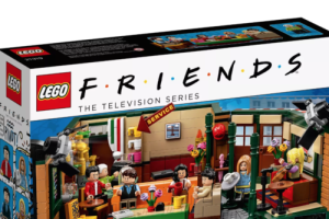 You Can Get A Lego 'Friends' Set In Honor Of The Show's 25th Anniversary