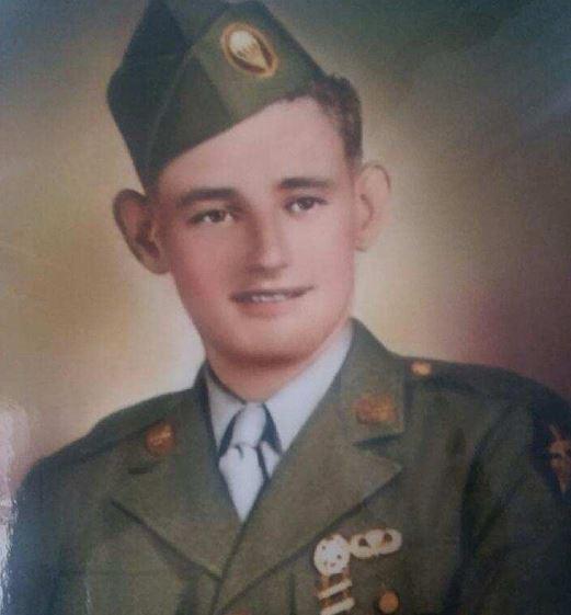 Harold Seeger_Army