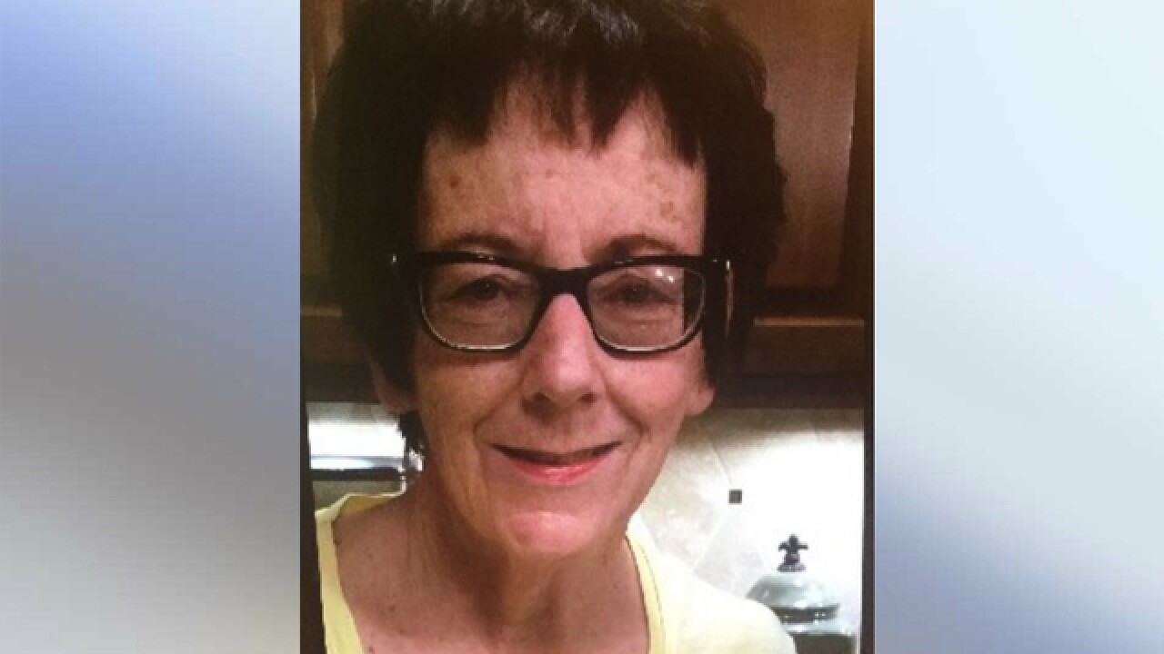 PD: Woman with Alzheimer's missing in Ohio