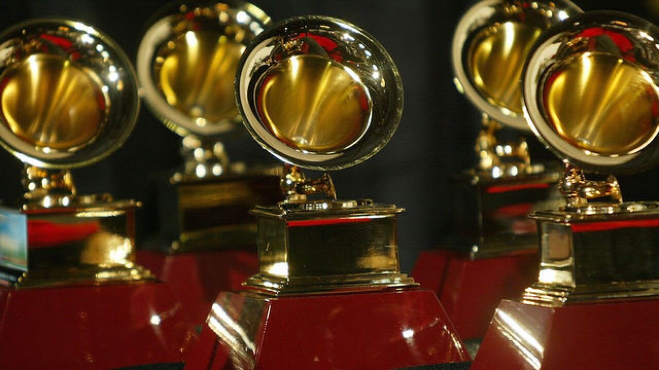 Who is nominated for the 2018 Grammys?