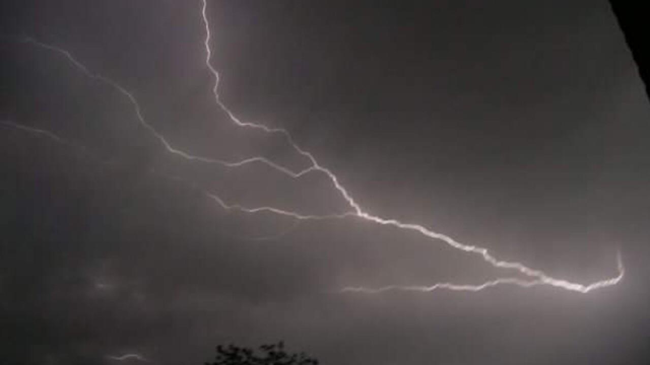 PHOTOS: Severe storms move through Green Country