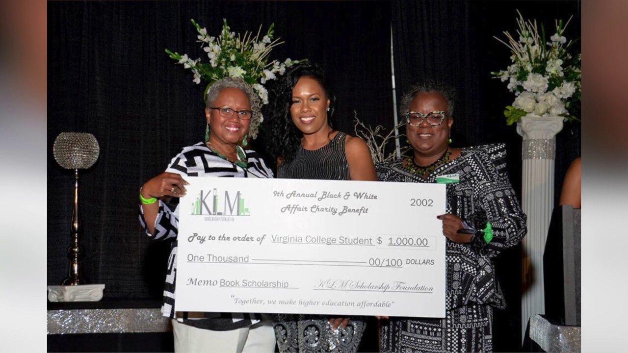Black & White Affair charity event raises $30,000 for studentscholarships