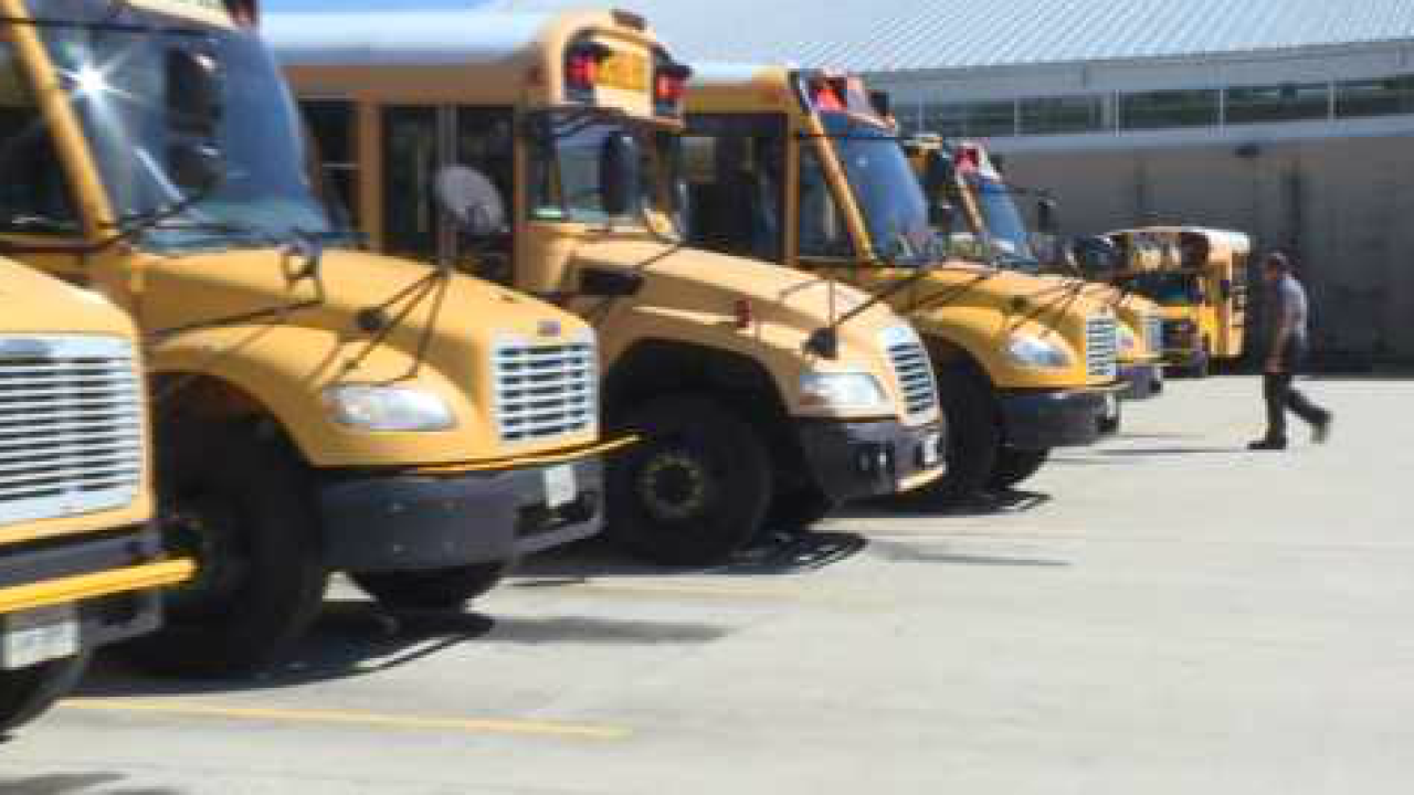 Over 50,000 school buses recalled across the nation; local districts to keep those buses inservice