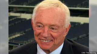 Jerry Jones blames wet turf for Cowboys' defensive struggles in season-ending loss to Rams
