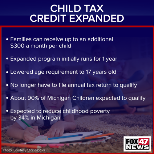 Child tax credit expanded: Things to know
