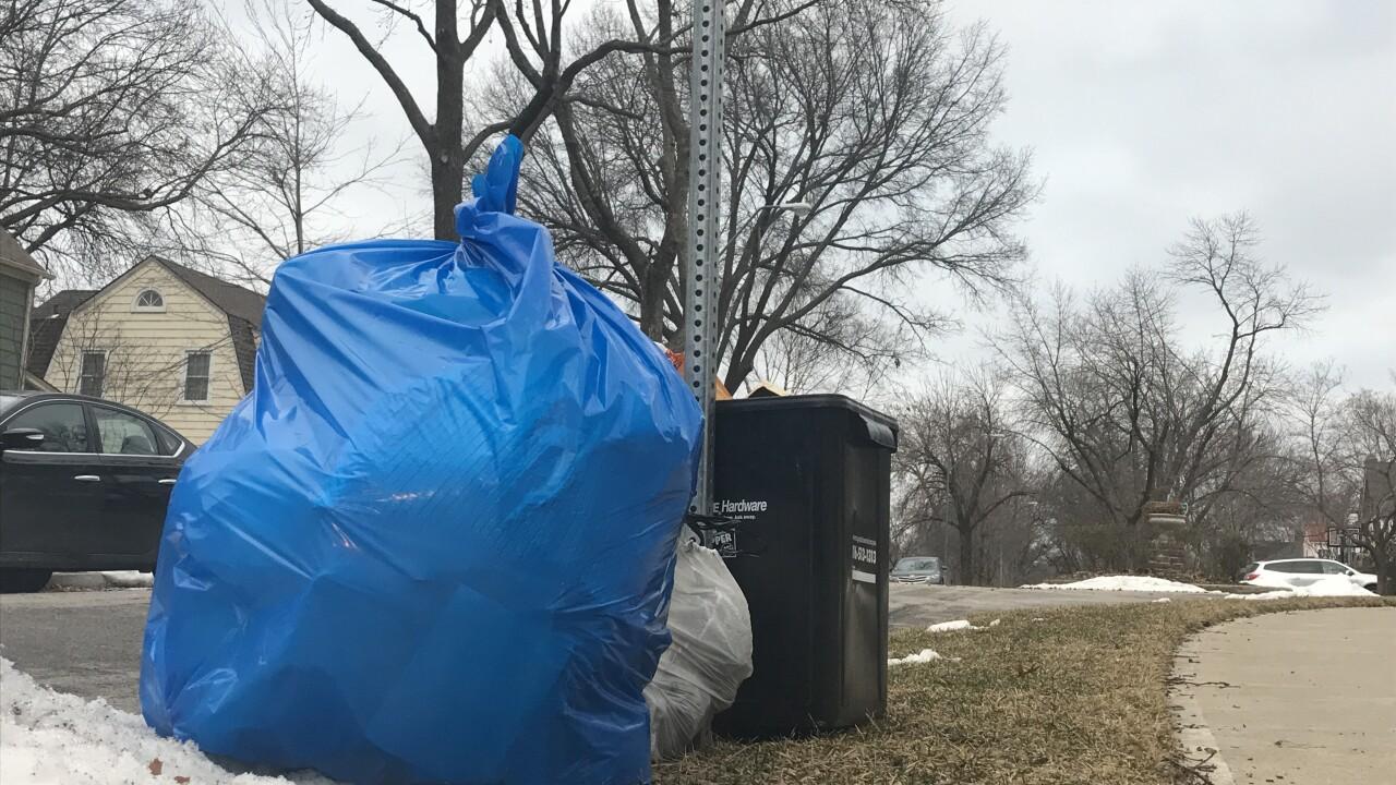 KCMO trash collection