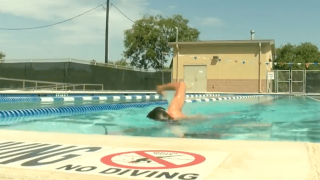 Four Corpus Christi community pools open at 50% capacity