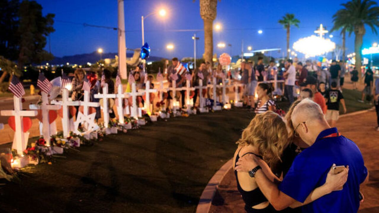 Families of Las Vegas shooting victims 'disgusted,' 'insulted' at MGM's lawsuit