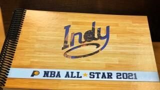 PHOTOS: Larry Bird bids for NBA All-Star game