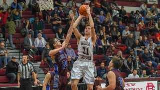 Manhattan Christian's Caleb Bellach highlights MontanaSports.com State C boys all-tournament teams