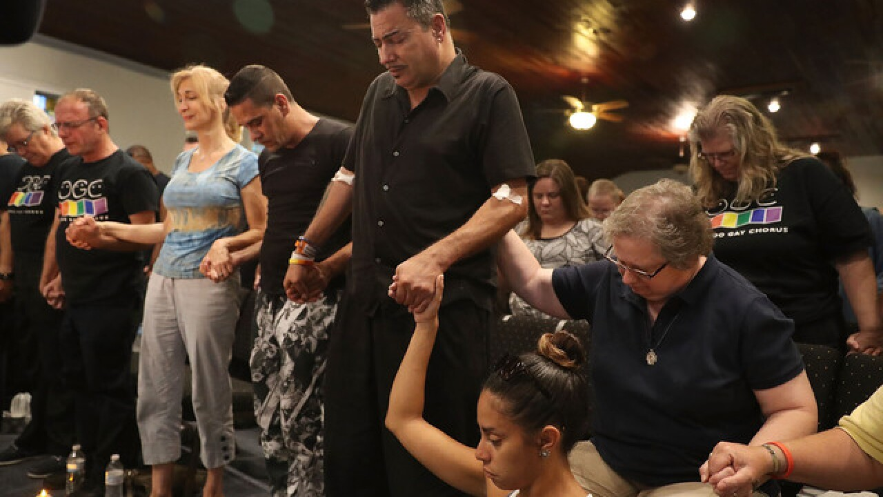 Photos: 50 dead in nightclub mass shooting