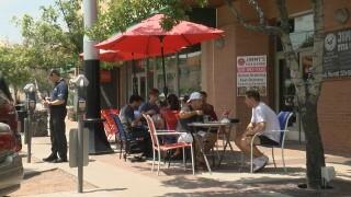 UA students return, bring business
