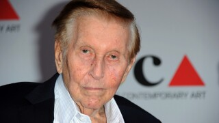 Media mogul Sumner Redstone dies at 97