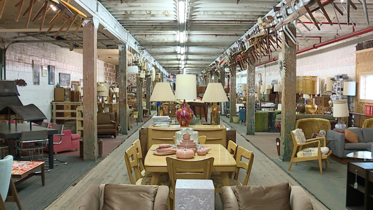 Canton's Main Street Modern's Furniture