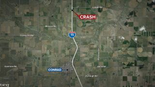 fatal crash near conrad may 3
