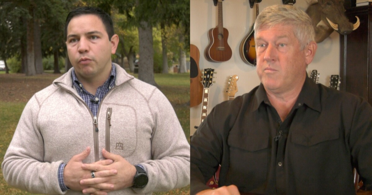 Downing, Morigeau compete in Montana State Auditor Race