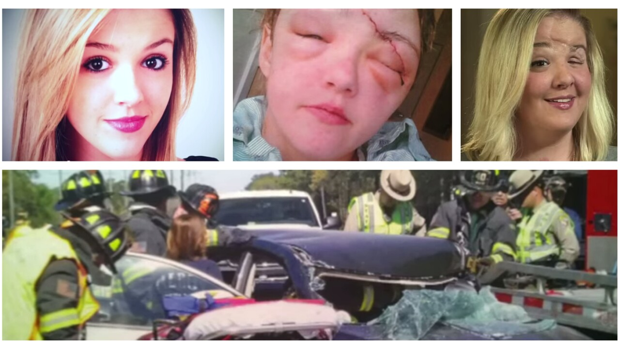 Girl's heartbreaking story will make you think twice before texting while driving