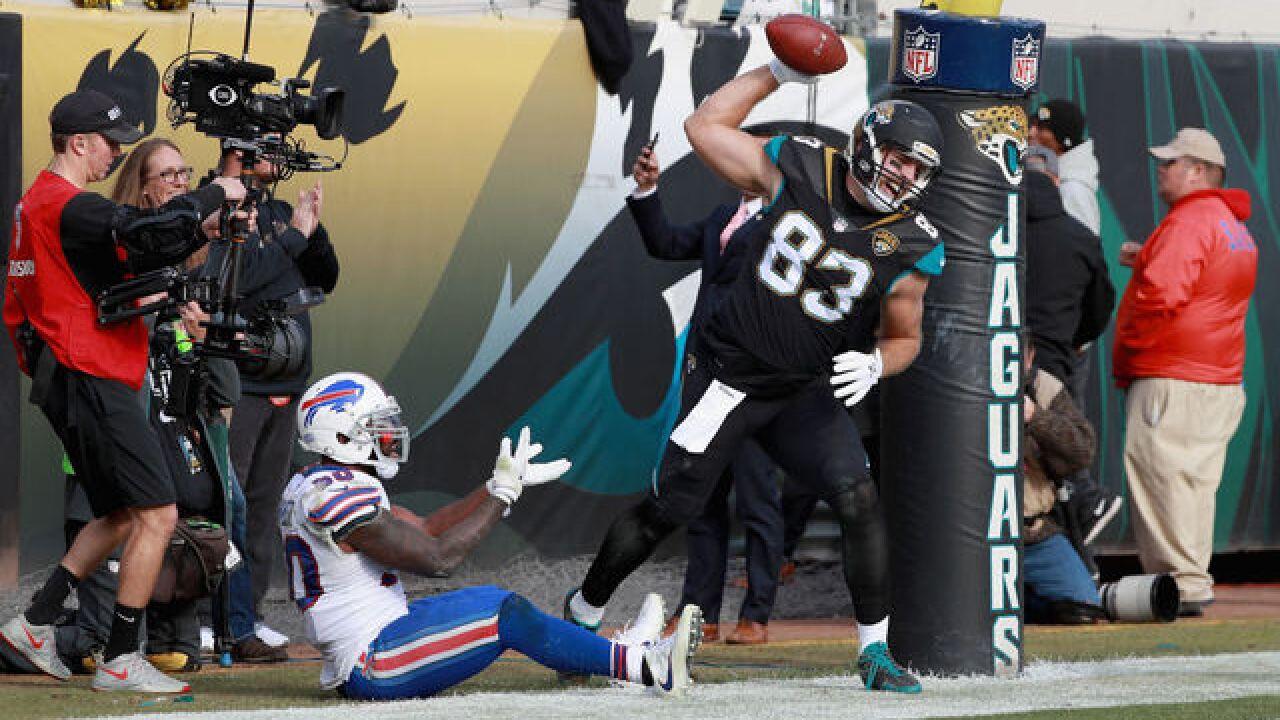 c79195f2e Joe B  7 observations from Buffalo Bills - Jacksonville Jaguars (1 7 18)