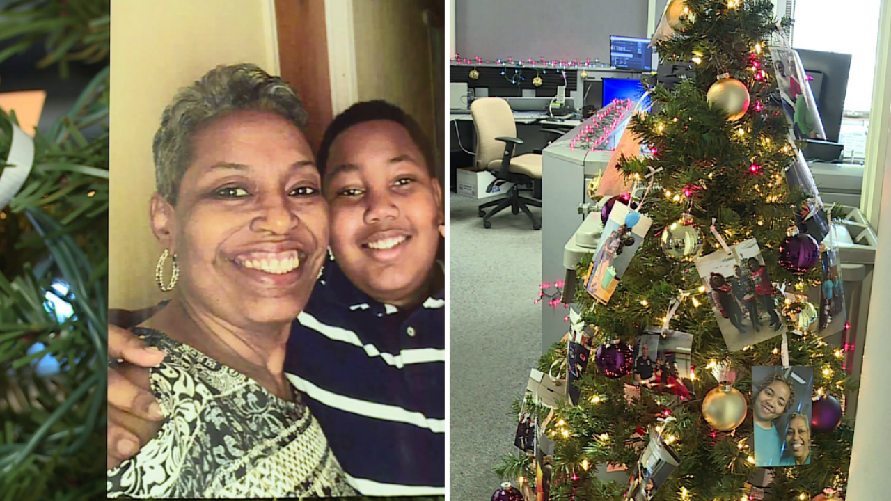 Petersburg dispatchers celebrate Christmas year-round in memory of 'firecracker'co-worker