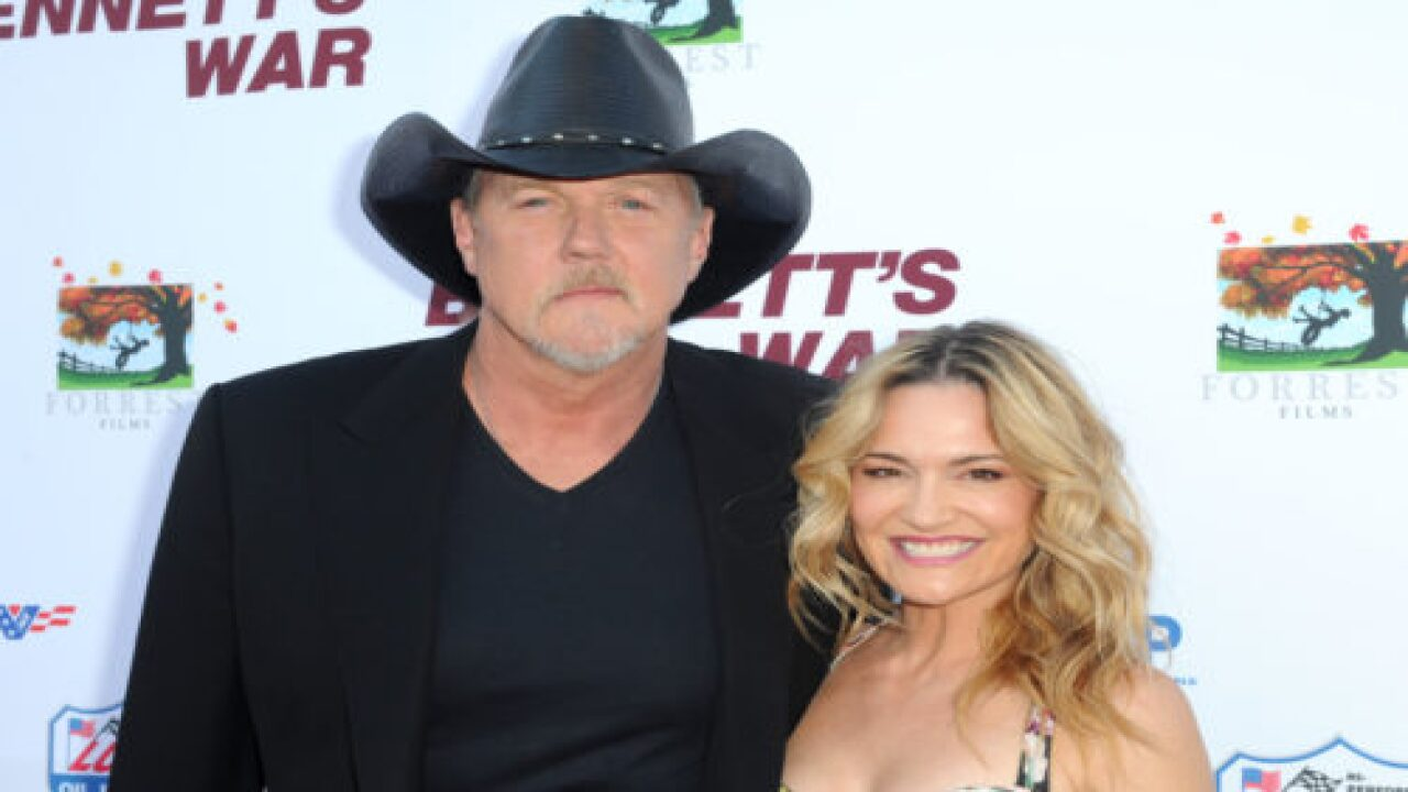 Country Star Trace Adkins Got Married, And Blake Shelton Was The Officiant