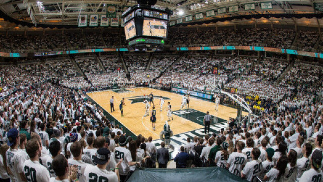 Breslin Center at Michigan State hosting Pistons vs. Cavs preseason game