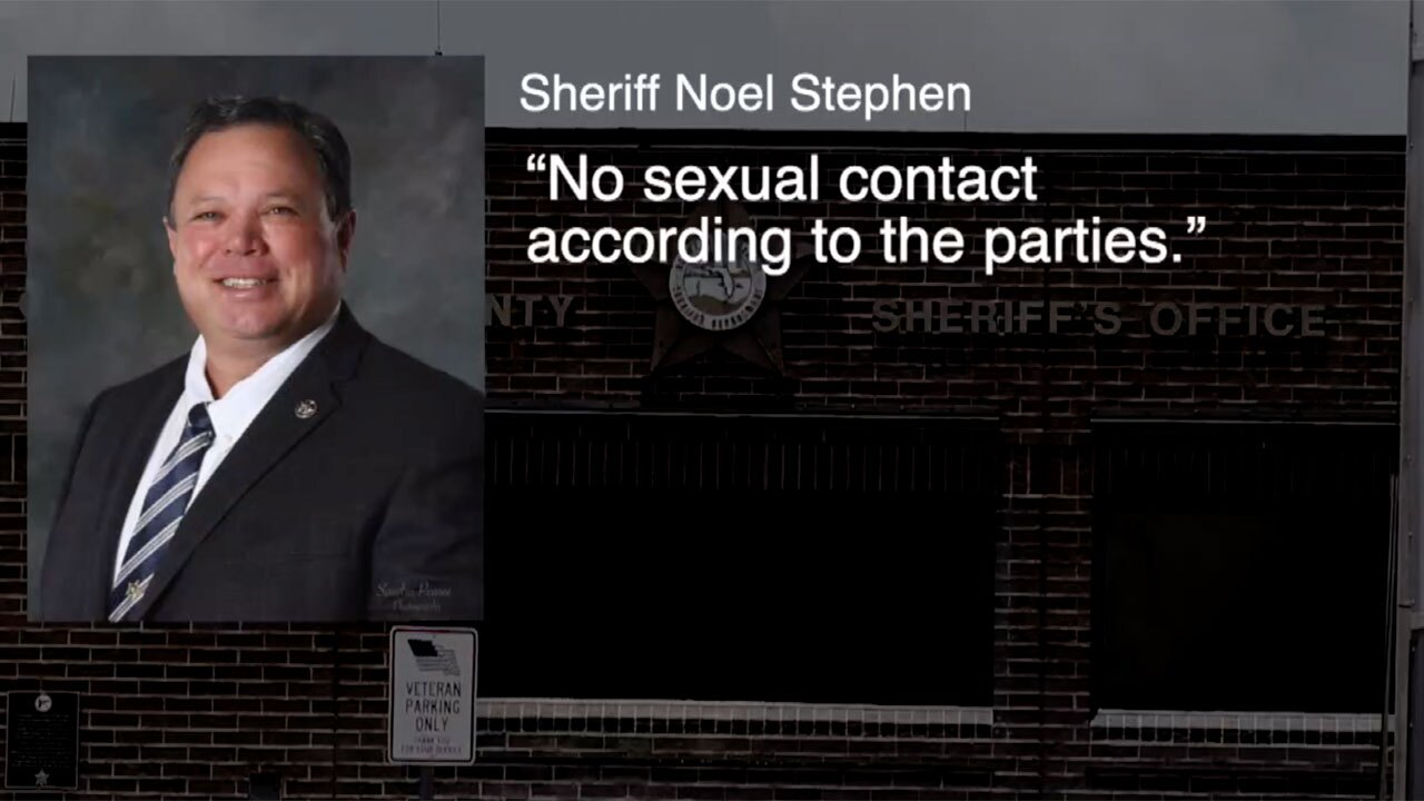 Sheriff Noel Stephen comments on mushroom tea case in Okeechobee