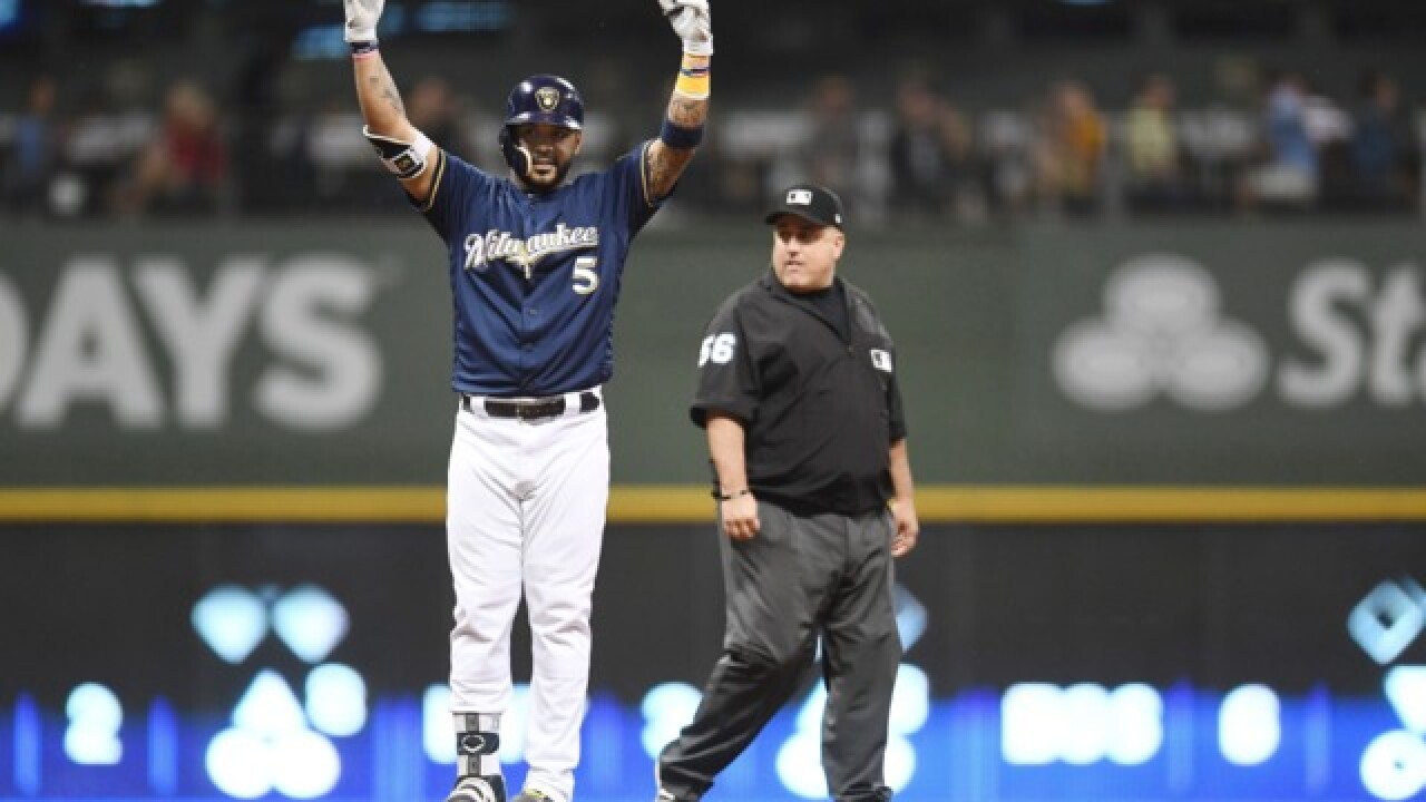 Brewers troll the Cardinals on Twitter during Wednesday's come-from-behind victory