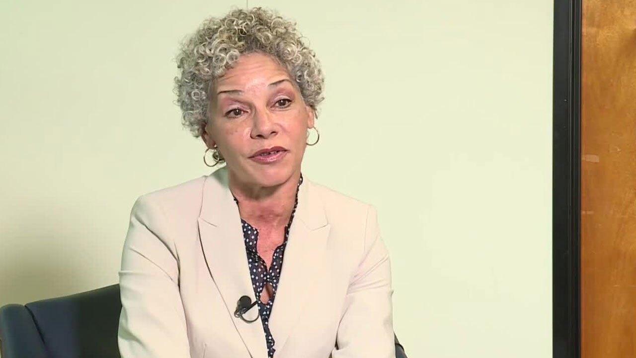 Simone Marstiller, secretary of the Agency for Health Care Administration,  speaks on COVID-19 cases in Florida