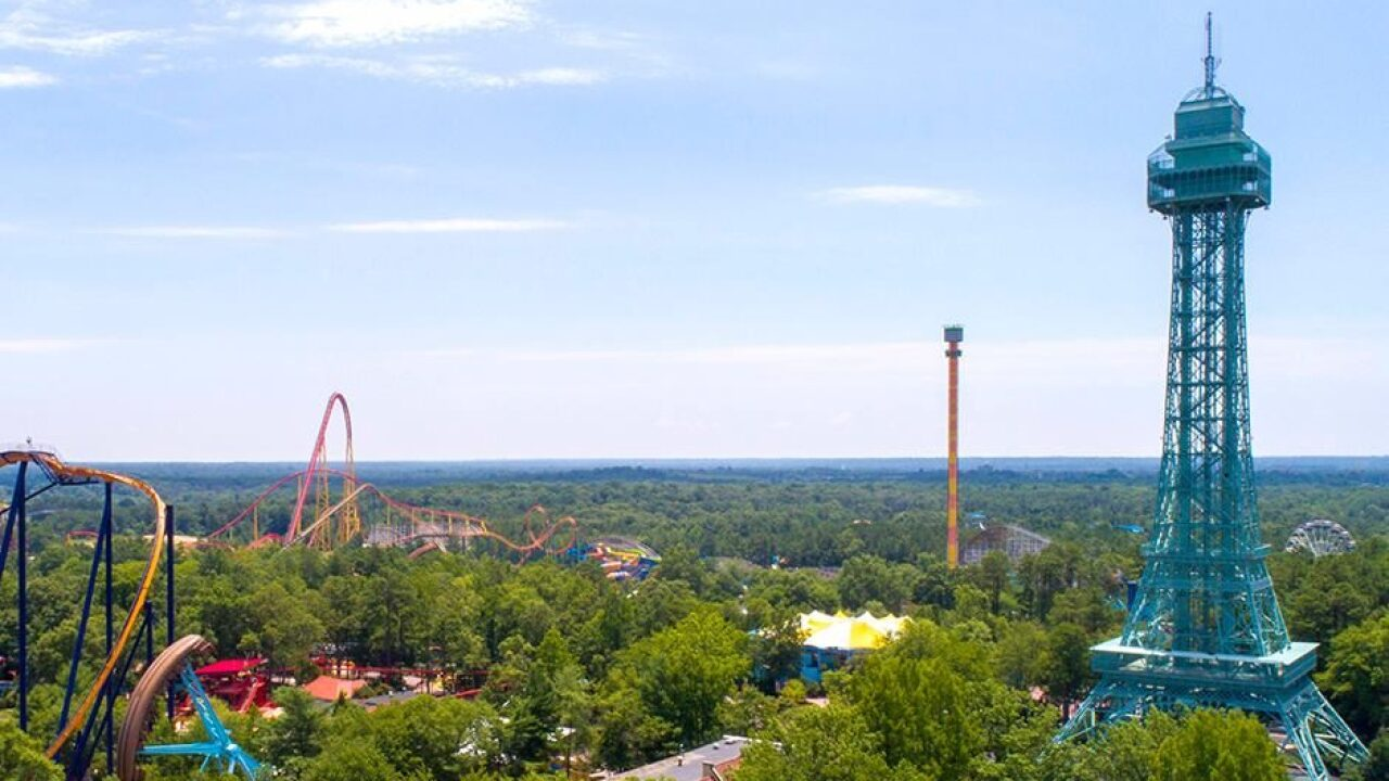Kings Dominion to close earlyFriday