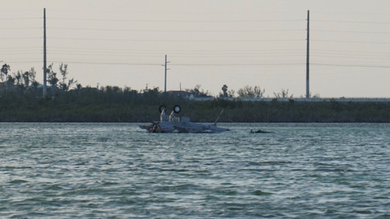 Two dead after Oceana-based Navy jet crashes off Floridacoast