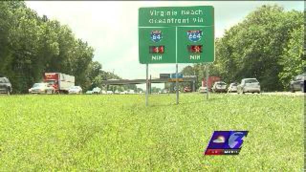 "NewsChannel 3 puts ""Reach the Beach"" signs to the test"