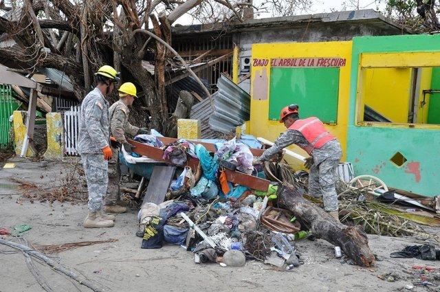 Photos: Puerto Rico devastated after Hurricane Maria