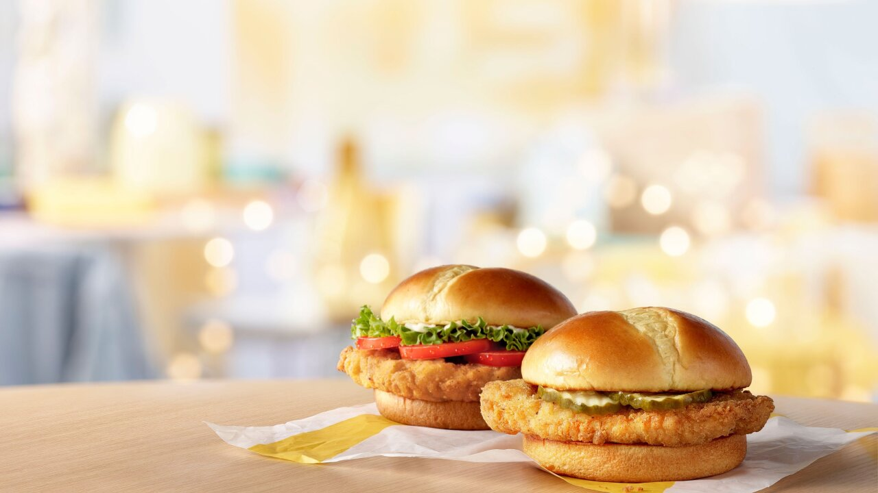 McDonald's considering a bid into the chicken sandwich war