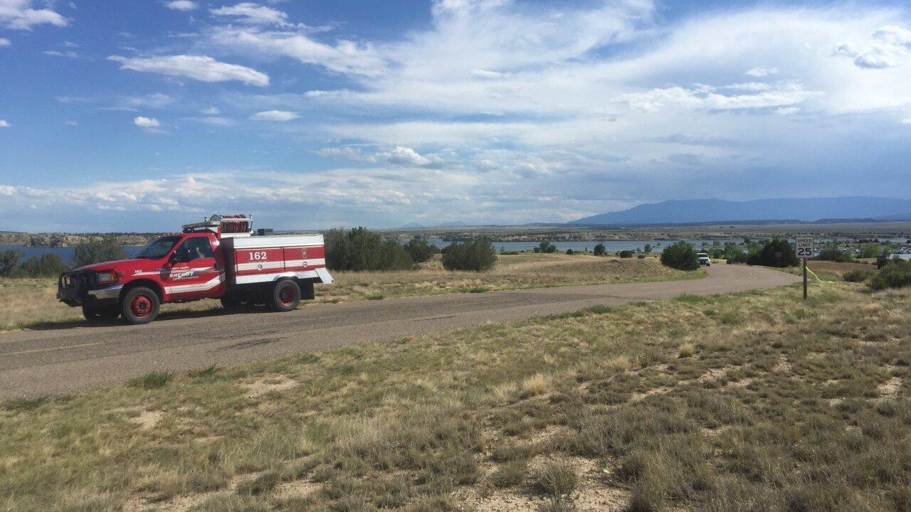 Lake Pueblo Rescue
