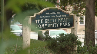 Residents want city to clean up Betty Hyatt Park