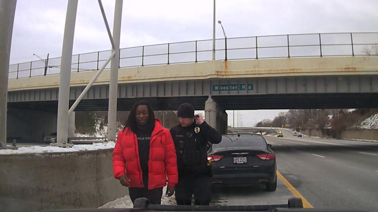 Kareem Hunt traffic stop