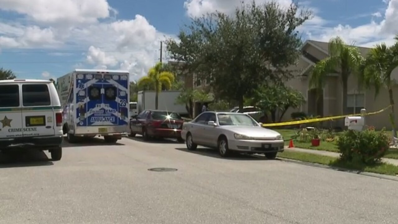 Active investigation in Lehigh Acres community