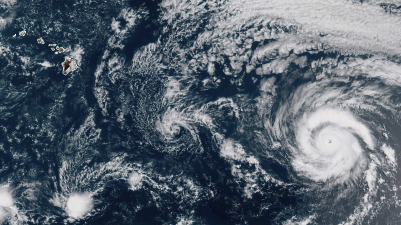 Hanna becomes first hurricane of 2020 Atlantic season