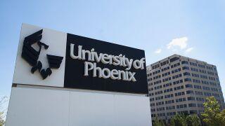 University of Phoenix agrees to eliminate $141 million in student debt