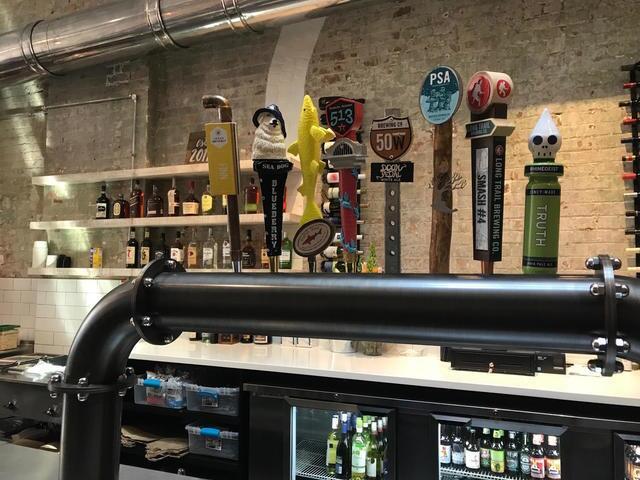 A look inside the Court Street Lobster Bar