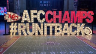 AFC Champions Sign