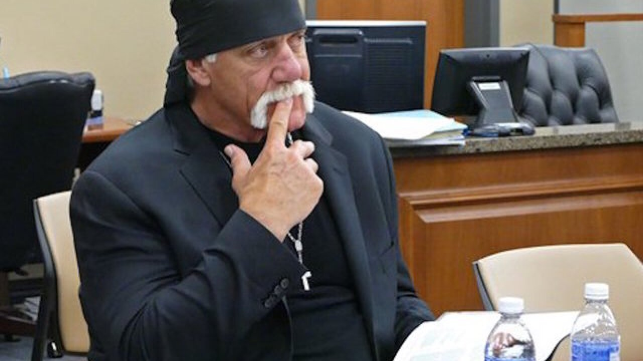 Hulk Hogan jury awards $25M in punitive damages