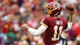 'Skins scoop: Alex Smith is tame triggerman