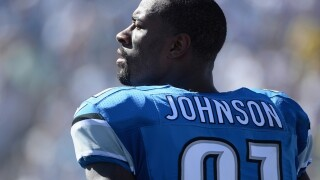 Calvin Johnson among 24 WR finalists for NFL All-Time Team